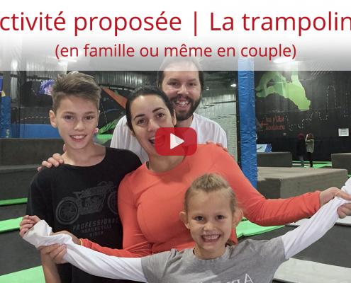 Sauter en trampoline outils pour couple valerie sentenne stephane lecault