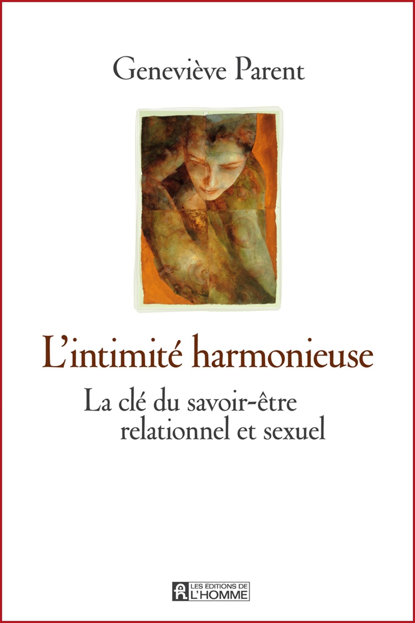l intimite harmonieuse genevieve parent livre en duel ou en duo valerie sentenne intello stephane lecault artiste couple