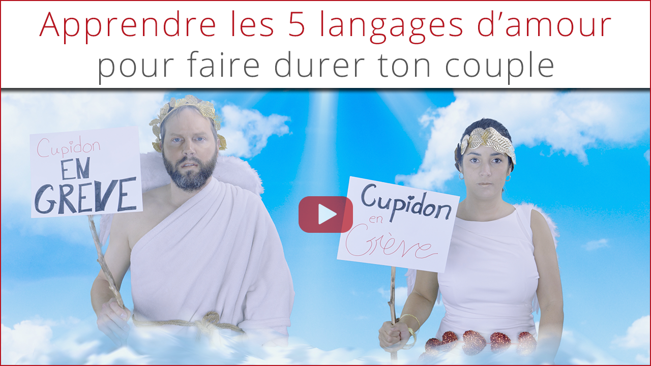 Apprendre les 5 langages de l'amour pour faire durer ton couple blog