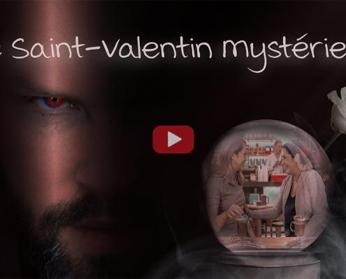 Une Saint-Valentin Mystérieuse blogue