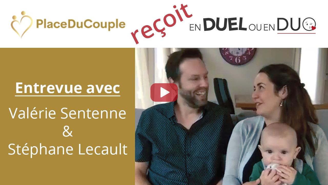 Entrevue avec Place du Couple - 6 questions sur notre blogue vidéo blogue
