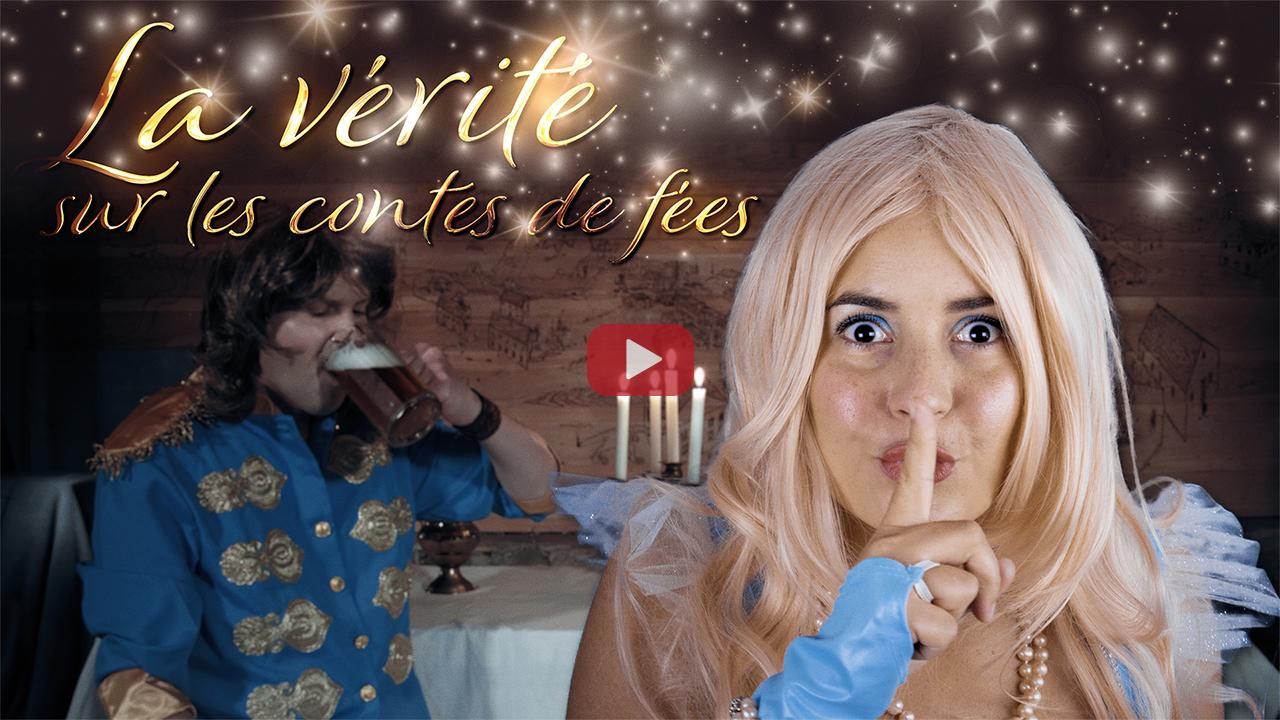 La vérité sur les contes de fées blogue
