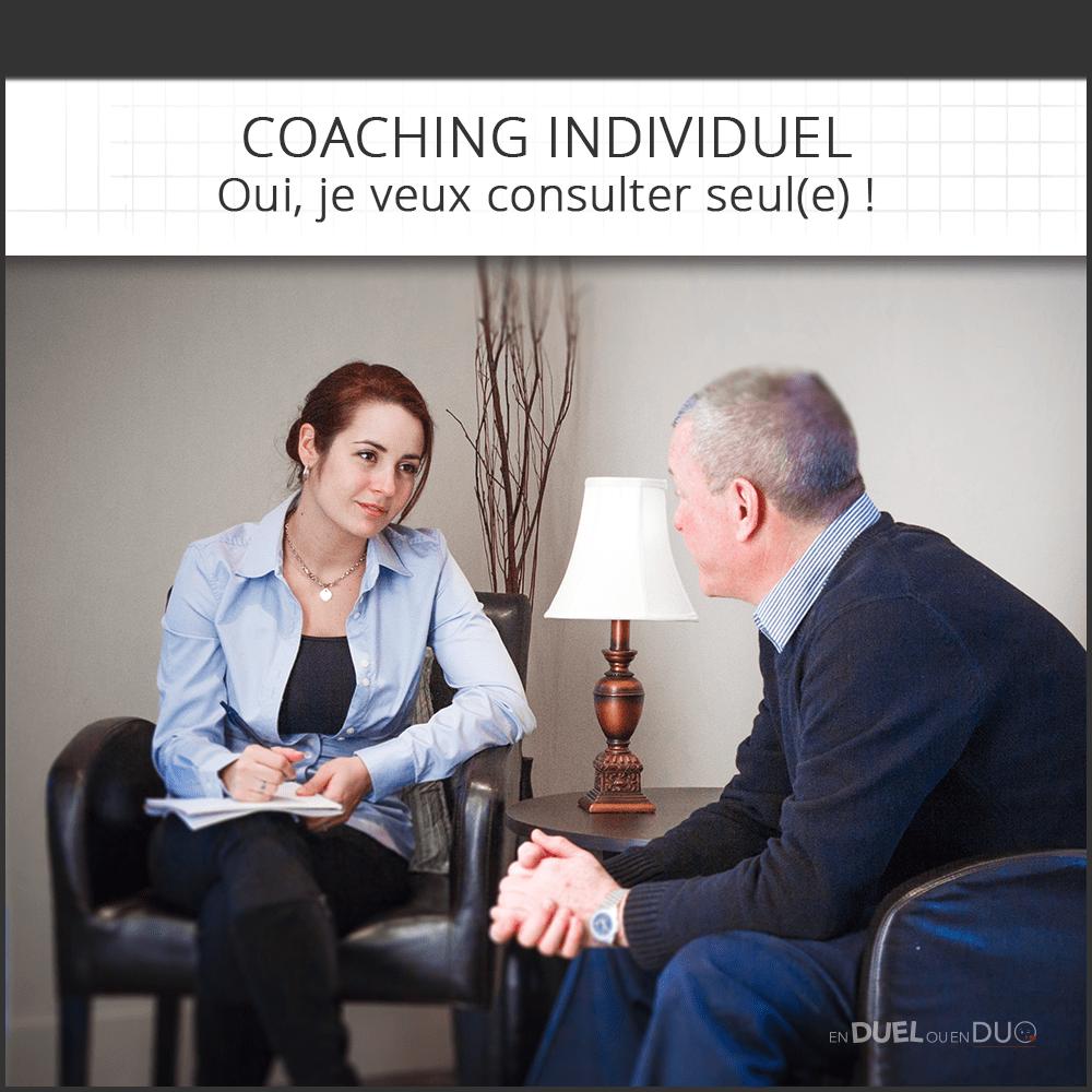 services de coaching en coaching individuel
