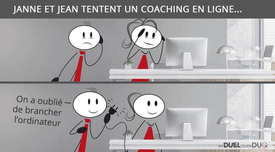 coaching en ligne avantages et inconvenients de consulter a distance